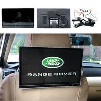 12 5 inch android car headrest video multimedia with speaker tv monitor for range rover evoque rear seat entertainment system