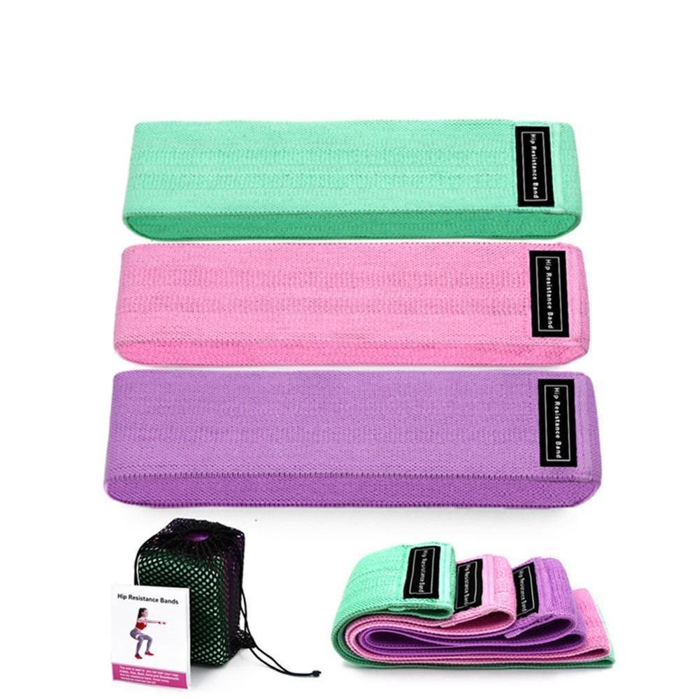 1 шт., резинки для фитнеса, эластичная лента для фитнеса, мини-лента для фитнеса