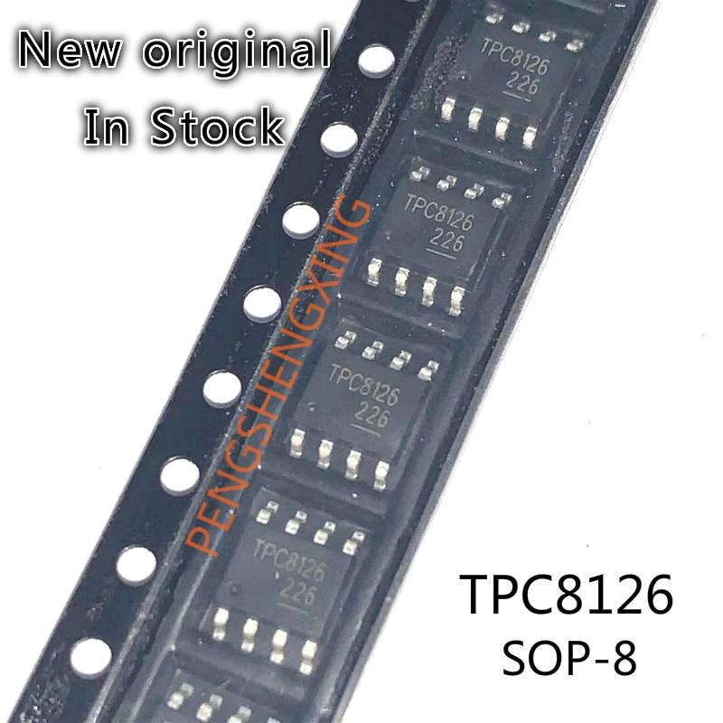 10PCS/LOT  TPC8126  SOP8  30V11A   New original spot hot sale