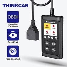 THINKOBD 20 автомобиля OBD2 Авто диагностический сканер диагностический инструмент проверки двигателя светильник поиск DTC живой поток данных срок службы Бесплатная доставка