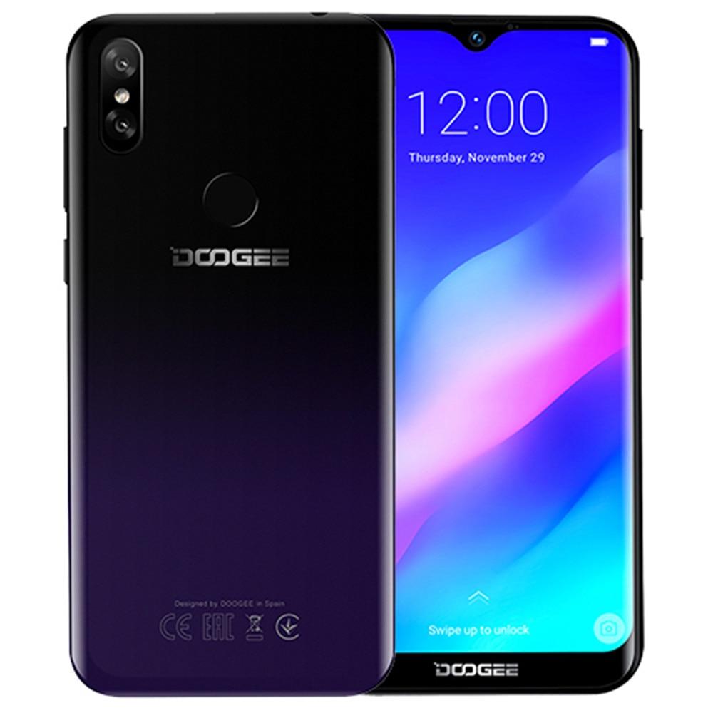 Перейти на Алиэкспресс и купить DOOGEE Y8 Plus смартфон на Android 9,0, 3 ГБ, 32 ГБ, 4000 мАч, MTK6761, 4G, DD, LTE, 13,0 МП, 6,21 дюймов, 19:9, экран, мобильный телефон