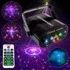 Lumière de scène Laser RGB Disco 96 motifs lumière Laser Led DJ lumières colorées projecteur de fête Laser noël Bar de musique