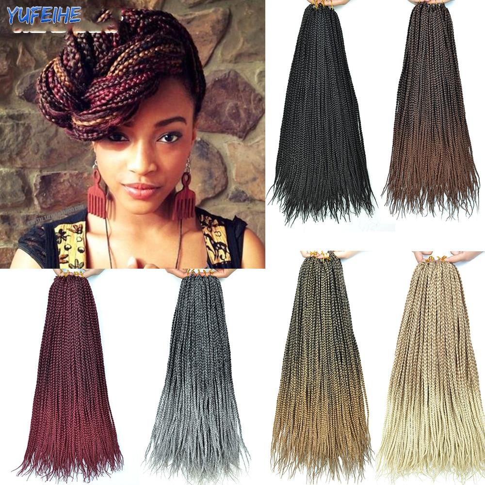Прямые косички для наращивания волос, косички для плетения волос с эффектом омбре, крупные косички для плетения крючком, блонд, серый жук, си...