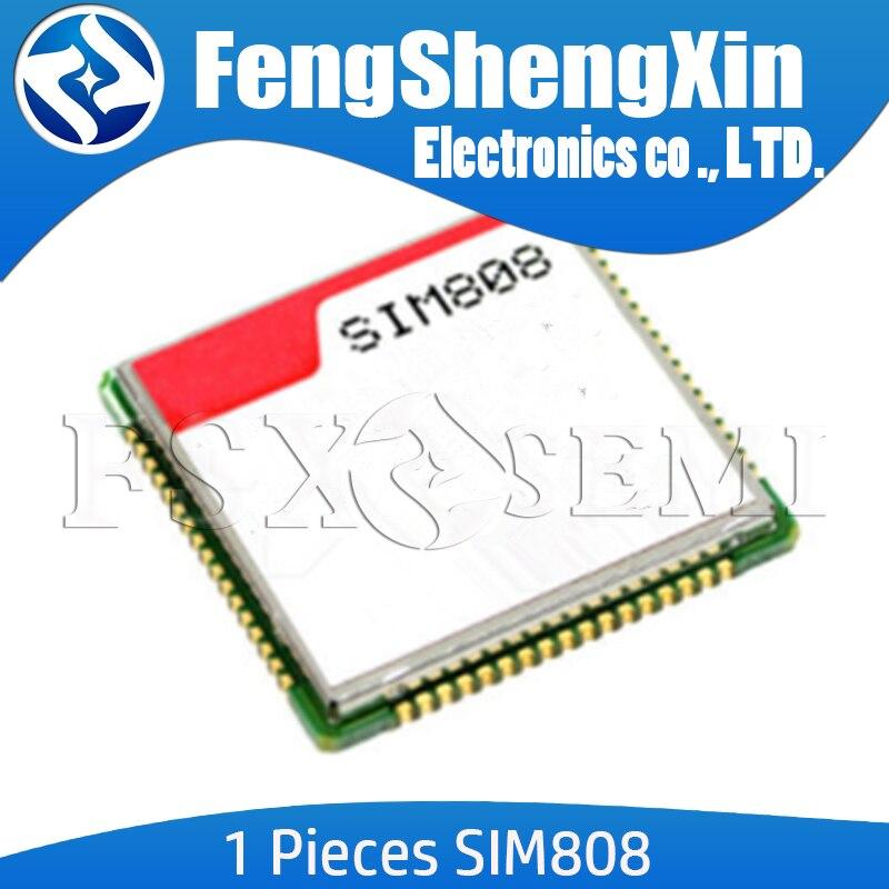 1 قطعة 100% جديد SIM808 GSM/جي بي آر إس + GPS وحدة بدلا من SIM908 وحدة