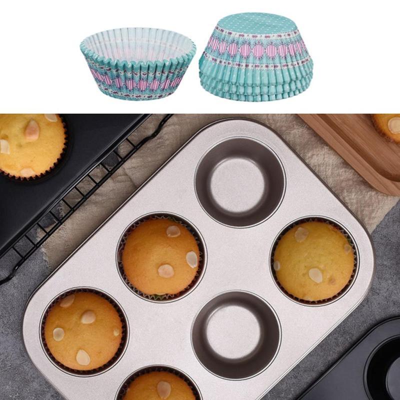 Бумажная чашка для выпечки торта, выложенная кексами, элегантная коробка для торта