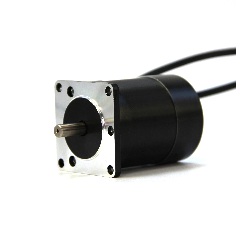 57BL75S10-225TF9, proveedor de China, motor sin escobillas dc de alta calidad 24v 100W 2500rpm, motor bldc PWM para máquina de bobinado