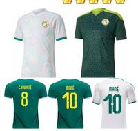 top 2020 2021 Senegal national MANE KOULIBALY GUEYE KOUYATE SARR homme Maillot de Shirts Casual T-Shirt