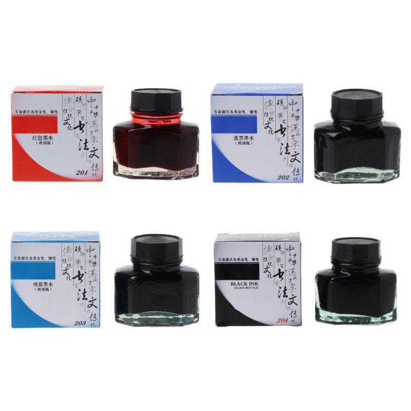 pluma-estilografica-lisa-de-vidrio-embotellado-50ml-para-escribir-recarga-de-tinta-papeleria-escolar-para-estudiantes-suministros-de-oficina