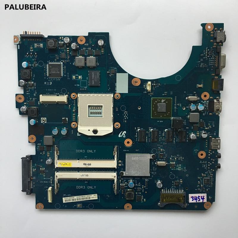 PALUBEIRA BREMEN2-L para Samsung NP-R540 R540 placa base de computadora portátil BA41-01285A BA92-06626A BA92-06626B HM55 DDR3 8 * memoria