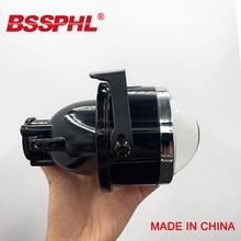 Bssphl 3.0 Inch Bi-Xenon Hid Auto-Styling Mistlamp Projector Lens Hi/Lo Beam Universal mistlamp Auto Retrofit H11 Hid-lampen