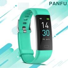 GPS Smart Bracelet Watch Fitness Tracker Health Men Women Android Wristbands IP68 Waterproof Sports