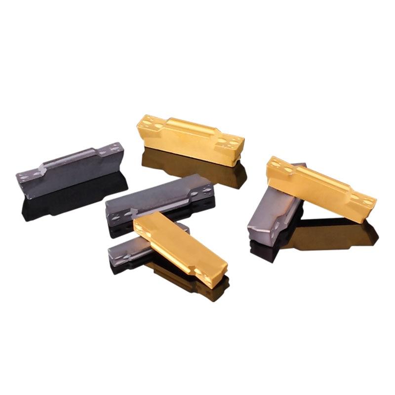 10pc mgmn150/200/250/300/400/500/600 jc700 h01kt60 pc9030 yz6020 carboneto de inserção cnc metal torno ferramentas mgmn/mrmn grooving inserções