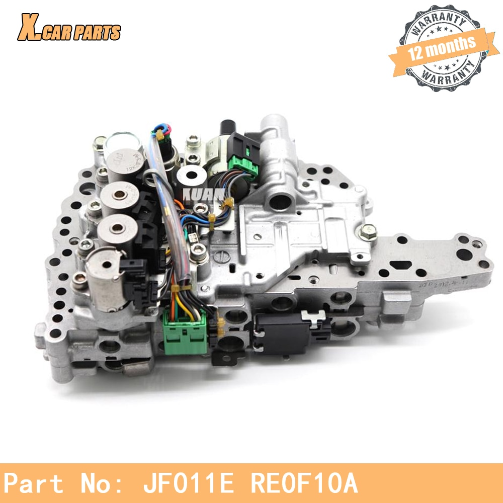 HOHE QUALITÄT CVT Ventil Körper Übertragung Magnet Körper JF011E RE0F10A Für Nissan Altima Rogue Sentra Tiida X-Trail Dodge kaliber