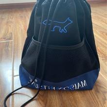 *Kitsune Backpack Adererror Men Women High Quality Embroidery Adererror Drawstring Bucket Bag Maison