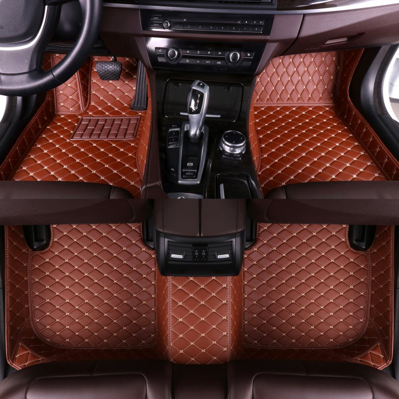 Custom Car Floor Mats for MINI all models CLUBMAN COUPE ONE JCW-CLUBMAN JCW-COUNTRYMAN COUNTRYMAN PACEMAN auto styling
