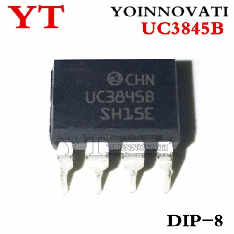 ¿100 unids/lote UC3845B UC3845 3845 DIP mejor calidad IC?