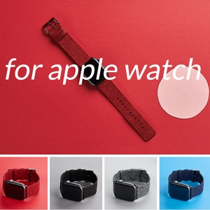Newest Nylon Watch Band For Apple Watch 5 4 40mm 44mm  Smart Watch Strap iwatch 3 2 138mm 42mm Watchbands