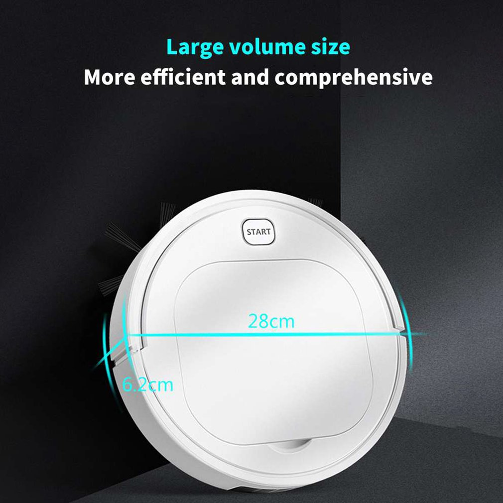 Es32 Intelligent Multi-Function Robot Vacuum Cleaner Cleaning Machine Charging Vacuum Cleaner Sweeping Machine enlarge