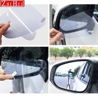 car mirrors glass anti fog film pet nano coating material rain snow protection for gwm haval hover jolion 2021 accessories
