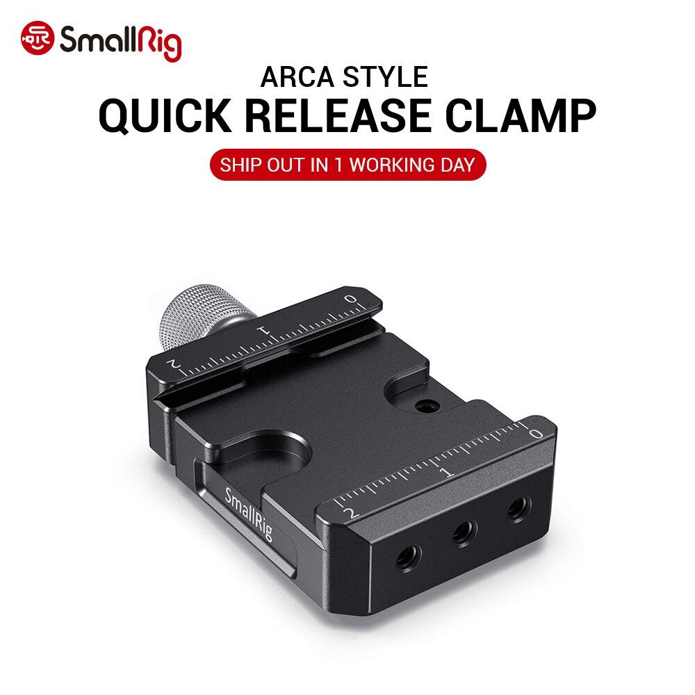 SmallRig Arca-Type  Ronin SC Quick Release Clamp for DJI Ronin S / Ronin SC and ZHIYUN Crane Series / Weebill S Gimbals 2506