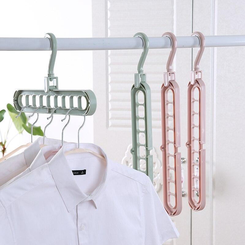 Органайзер для домашнего хранения, вешалка для одежды, сушилка, пластиковые вешалки для шарфов и одежды, стеллажи для хранения, вешалка для ...