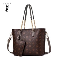 luxurious womens bag 2020 fashion printing handbag single shoulder messenger s bag personalized high capacity shoulder bag