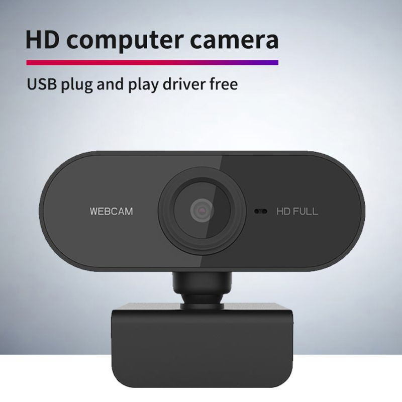 2020 new USB Webcam Web Camera Built-in Stereo Microphone Computer Camera Full Video Call For Laptop Live Equipment