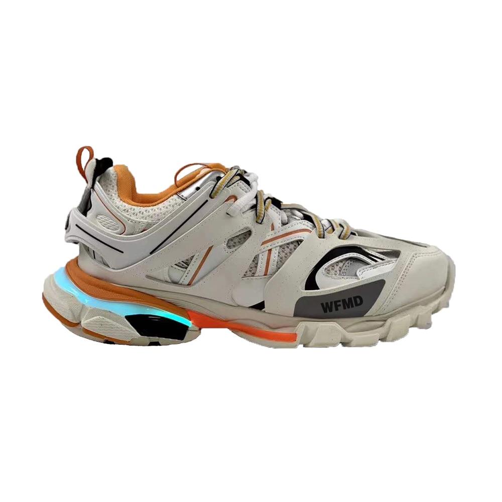 WFF BLCG Track 3.0 LED أحذية رياضية # wfmd62E