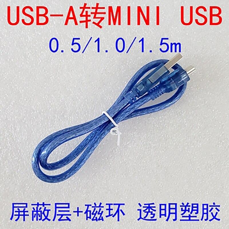 Cable de datos USB-A 2,0 macho a MINI USB para navegación de...