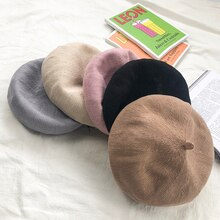 Beret Women's Spring/Summer Korean Style Fashionable Summer Thin Breathable Beret Japanese Style All