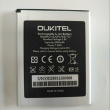 In Stock 100% Original Battery For Oukitel C3 Mobile Phone NEW Produce High Quality Replacement+Trac