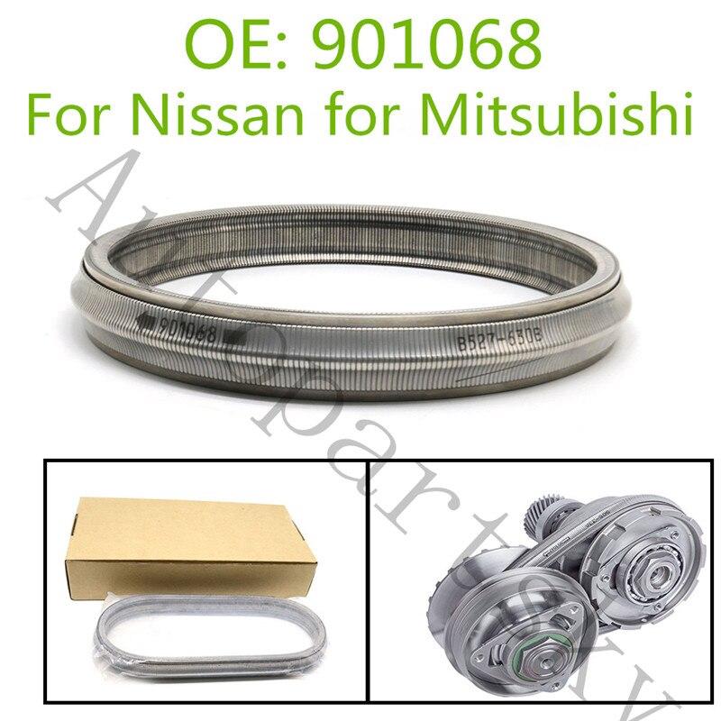 Renovación genuina para Honda Mitsubishi Nissan Suzuki Original CVT correa de transmisión automática 901068 901072