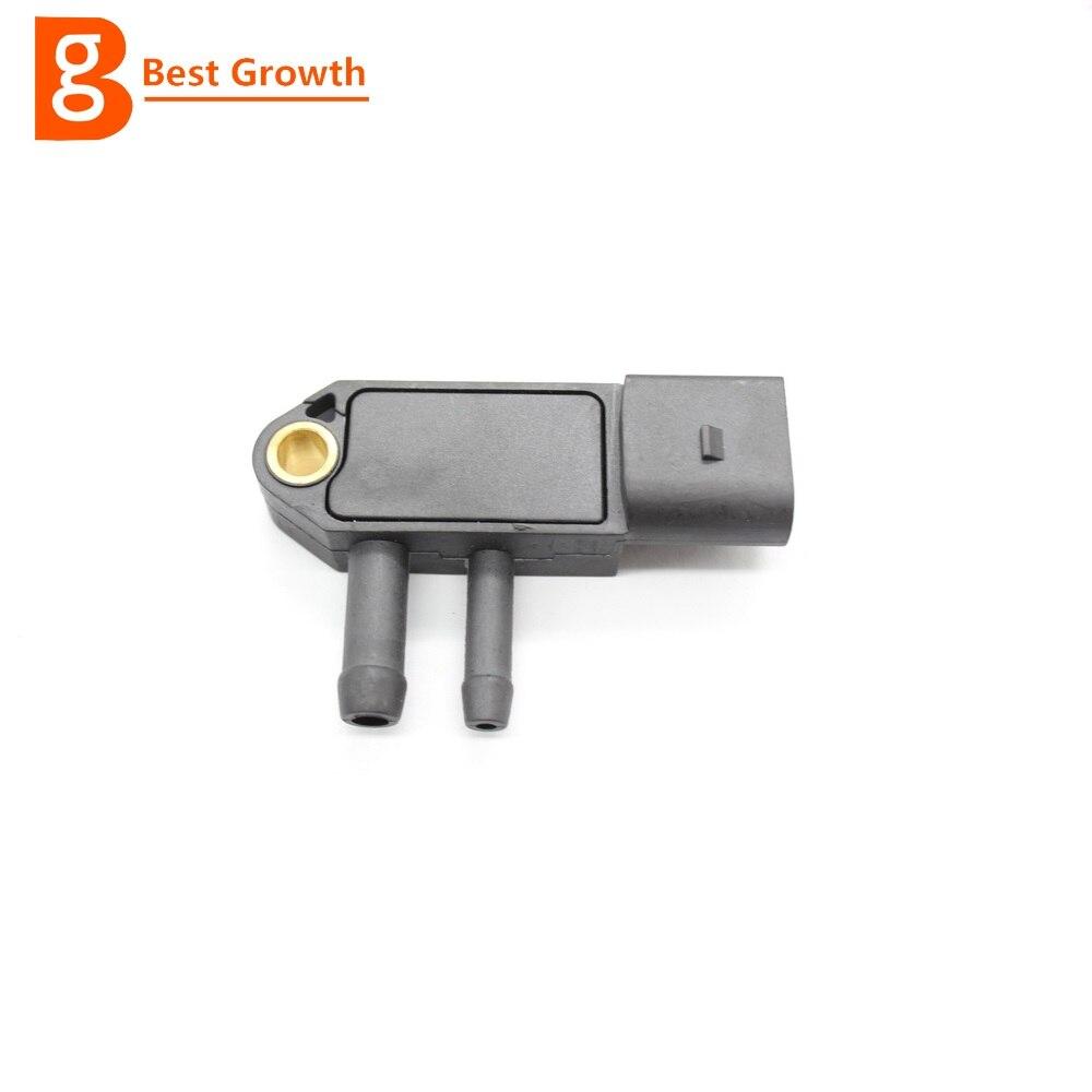 DPF Sensor de presión 059906051C 0281006083 DPS10 BG001Y082 para Audi A1 TDI A3 A4 SKODA OCTAVIA Superb, VW GOLF VI JETTA