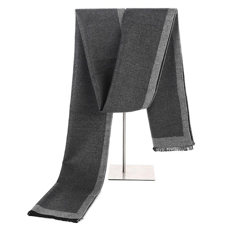 [Caban] 2019 nouvelle marque hiver hommes Plaid écharpe en cachemire hommes foulards livraison gratuite YH101