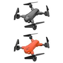 Mini Drone RC Quadcopter Drone Fixed Height Folding Aircraft With Dual Camera 1080P 4K HD Wide Angle