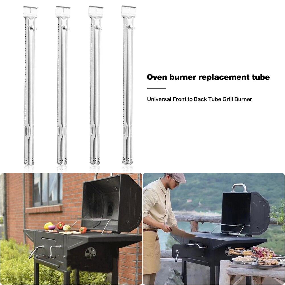 Grelhador portátil dispositivo ardente tubo de substituição do forno decorações série charbroil para uso doméstico cozinha churrasco suprimentos