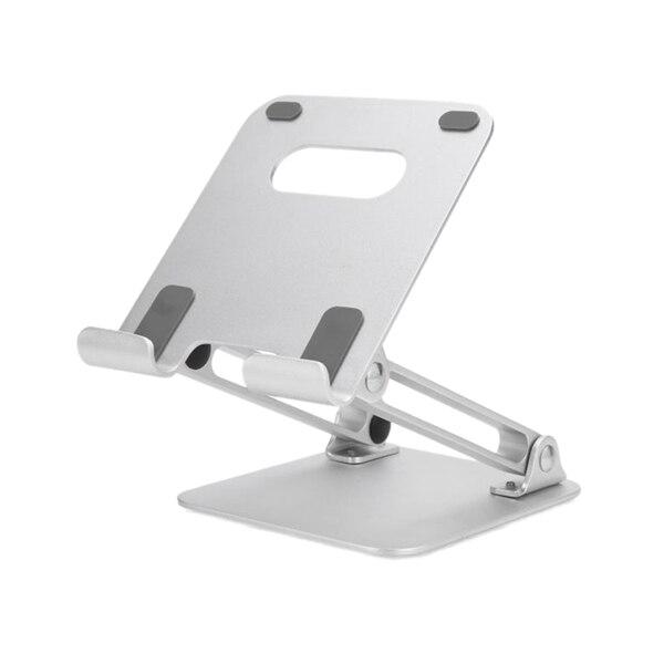 Liga de alumínio notebook suporte suporte riser altura ajustável portátil suporte para macbook ar pro 13 15