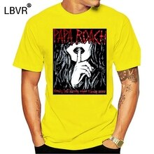 Koszulka męska z krótkim rękawem PAPA ROACH