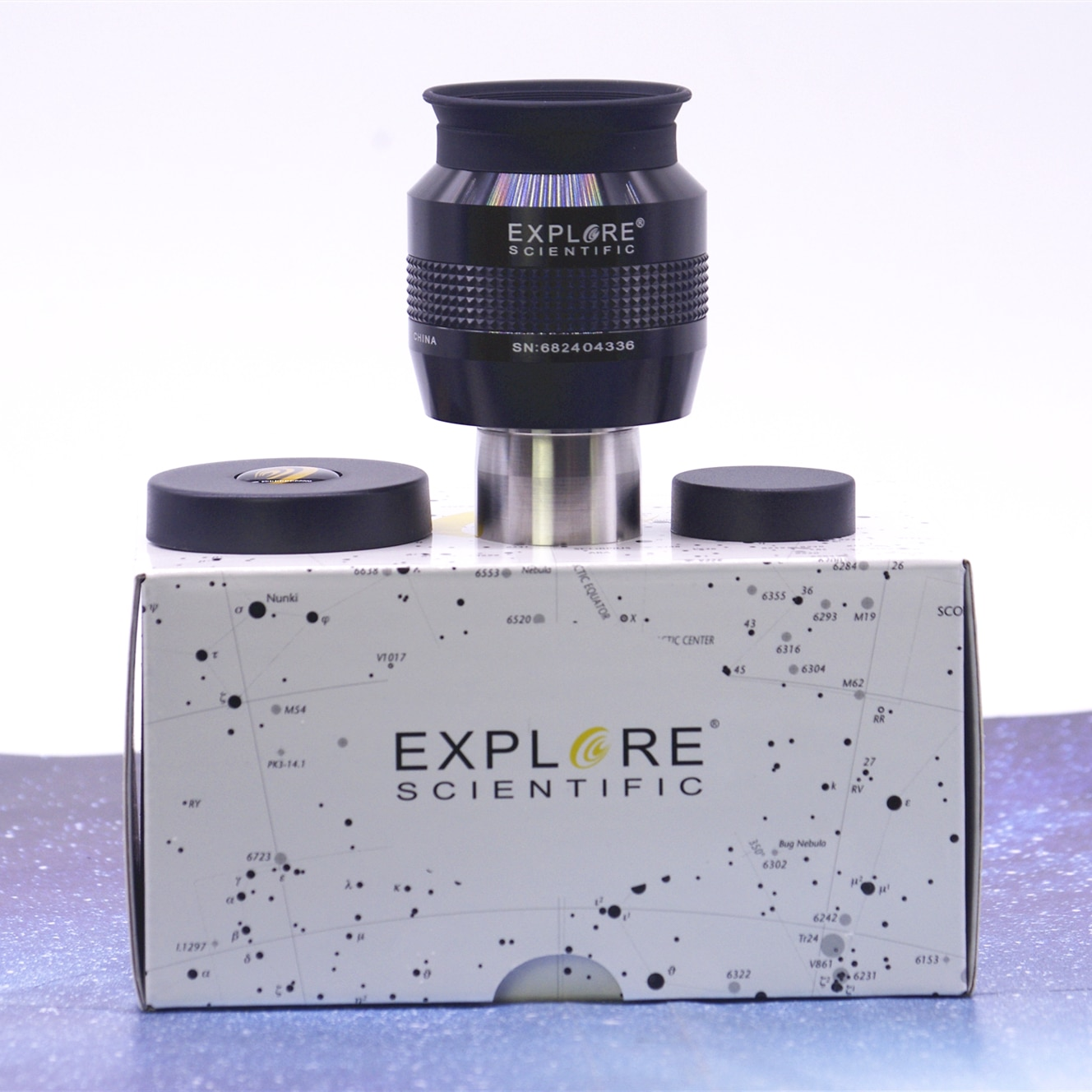 Explore Scientific EMD Coatings Eyepiece 68 ° 82 degree Waterproof 1.25inch 4.7mm 6.7mm 8.8mm 11mm 14mm 2inch 18mm 24mm 30mm