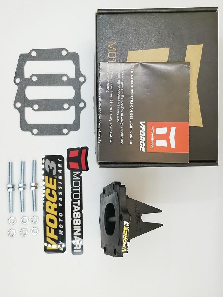 V force V313A герметичный клапан V-Force 3 для Kawasaki KDX200 KDX220 Kawasaki Ninja KRR ZX150 KRZ150 все годы