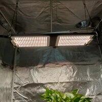 240w led grow light meanwell driver 0 10v dimmer dimming samsung lm301h epistar 660nm full spectrum plant light