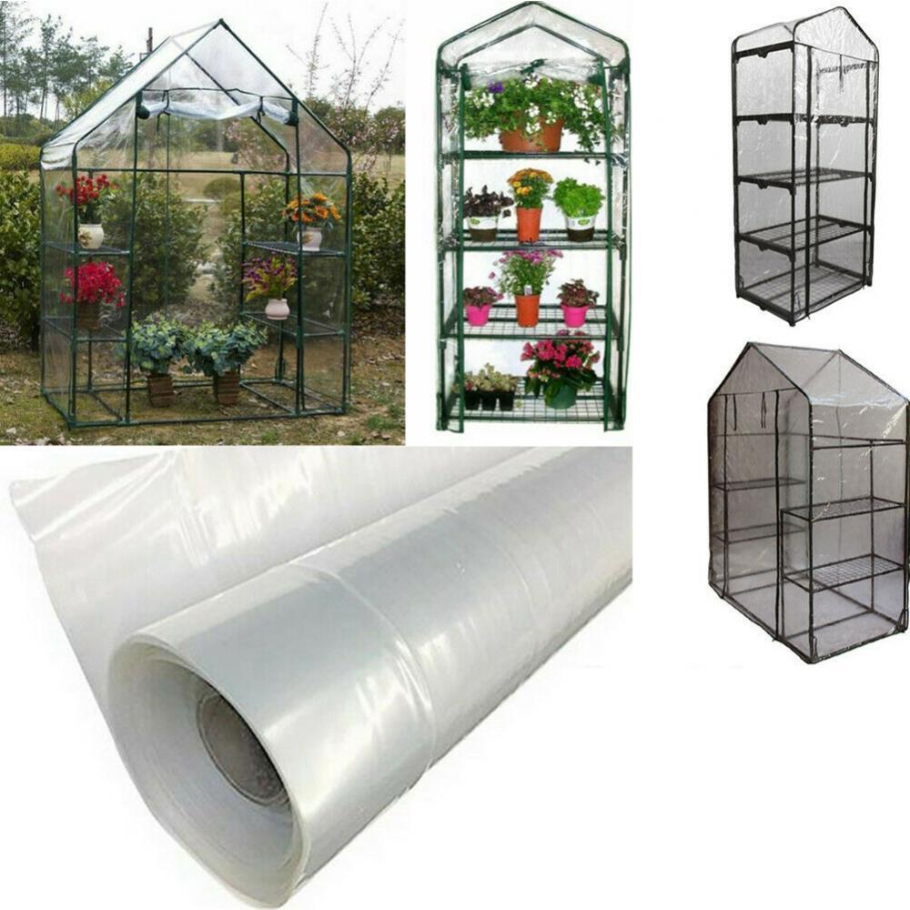 Transparent Vegetable Greenhouse Agricultural Cultivation Plastic Cover Film