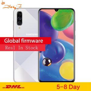 Смартфон Samsung Galaxy A70S A7070, 8 + 128 гб, 6,7 дюйма, Snapdragon 675, 8 ядер, 4500 ма · ч, Android 9, 4G, NFC