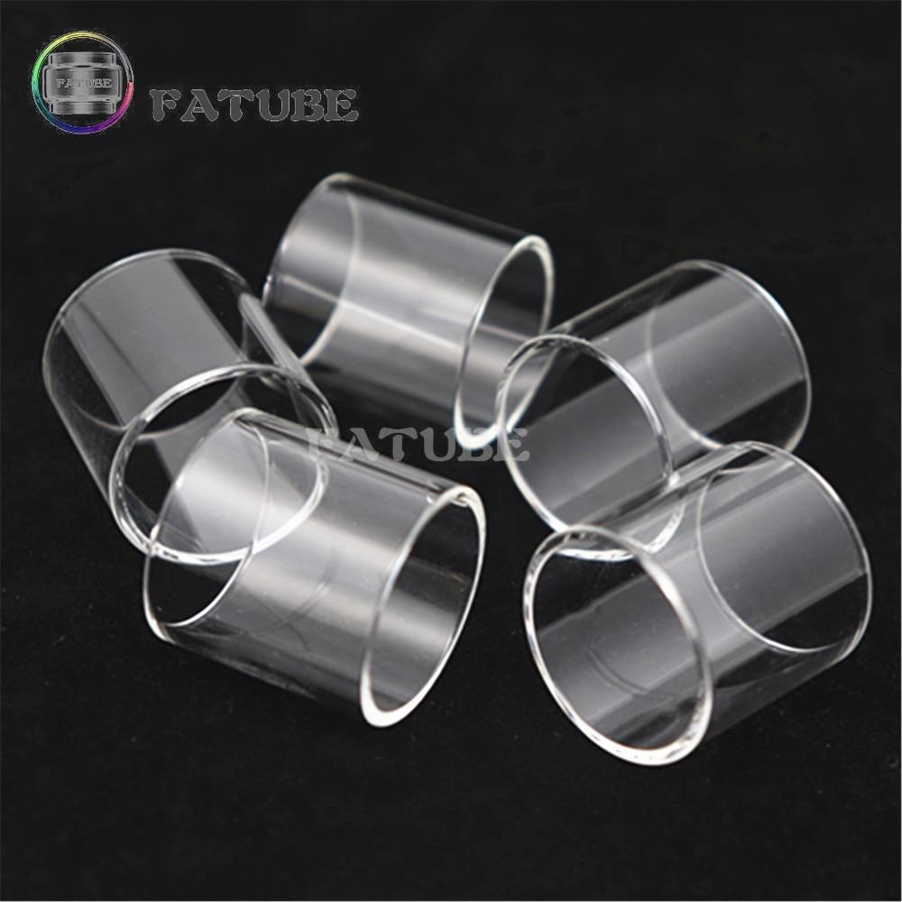 3pcs fatube glass tank for wotofo profile unity rta 3 5ml 5pcs FATUBE glass tank for GeekVape Ammit RTA 3.5ML/Ammit 25 2ML/Ammit 25 5ML/Ammit MTL 4ML/ Ammit Dual Coil RTA 3ml 6ml tube