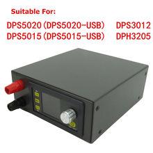 LCD dijital programlanabilir güç kaynağı konut kiti DP50V5A DPS5020 DPS5015