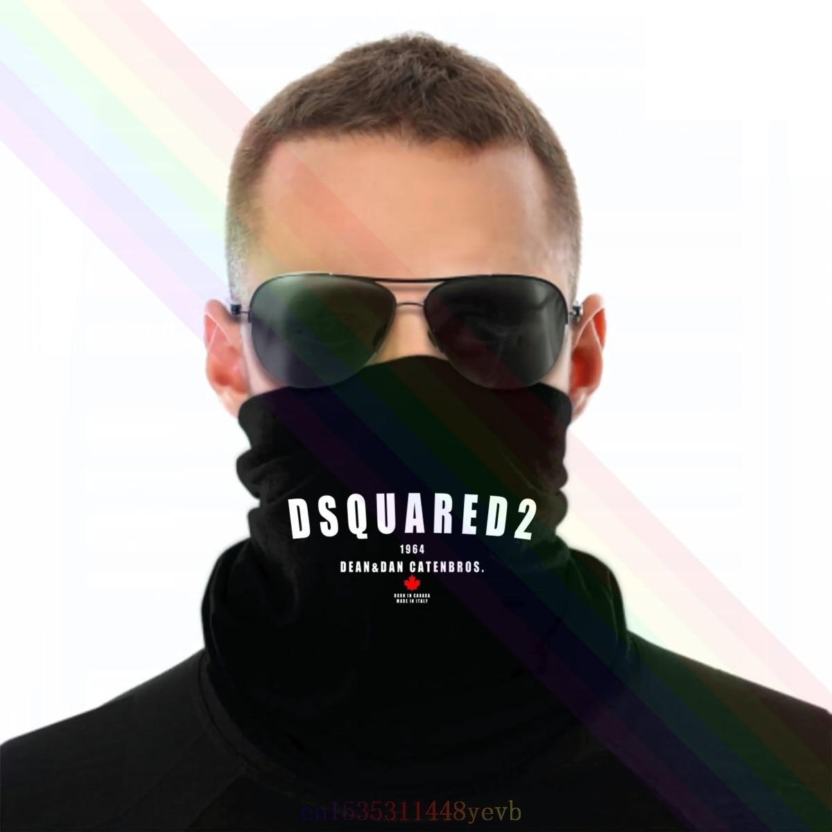 new DSQ2 Headband Scarf Bandana Neck Warmer Unisex