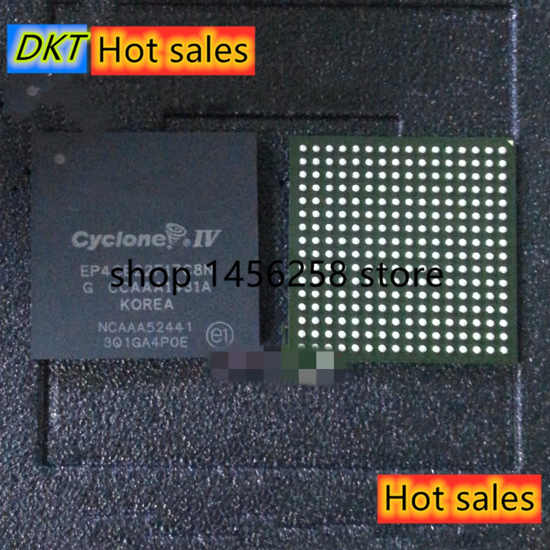 1 PIÈCES EP4CE22F17C8N FBGA-256 EP4CE22F17C8 FBGA256 EP4CE22F17C EP4CE22F17 EP4CE22 Embarqué-FPGA Nouvelle et originale
