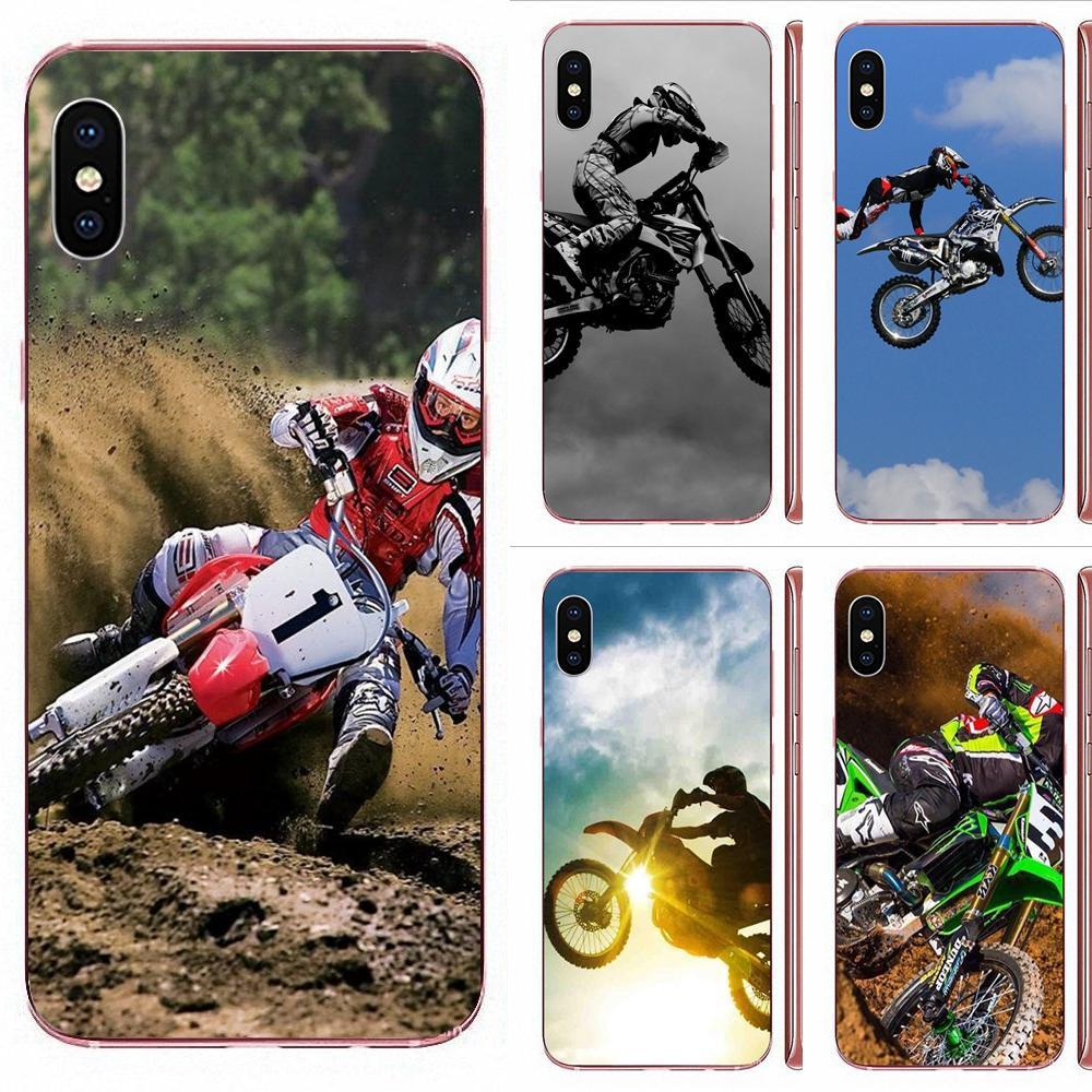 De los casos Fundas para Xiaomi CC9 CC9E Mi 3 4 4i 5 5S 6 6X 8 9 SE jugar Plus Pro Lite A1 mezclar 2 nota 3 de la motocicleta Carrera de motocross