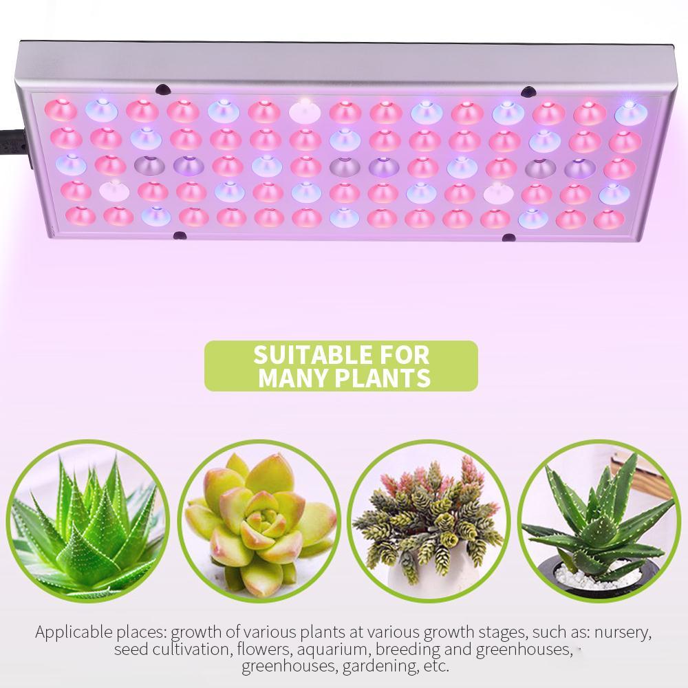 Лампа для растений, светильник для выращивания растений, панель, Micro Greens, экологичный, 25 Вт, энергосберегающий светильник для роста растений,...