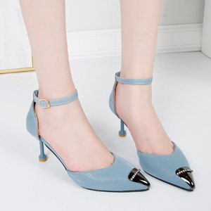 Spring New Women Pumps Fashion Sexy High Heels Women Shoes Pointed Toe Thin Heel Ladies Wedding Shoes Women Shoes High Heel